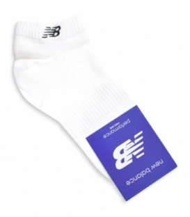 جوراب مچی طرح New Balance سفید