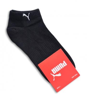 جوراب مچی طرح PUMA رو پا کش مشکی