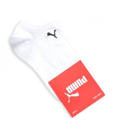 جوراب قوزکی طرح PUMA سفید