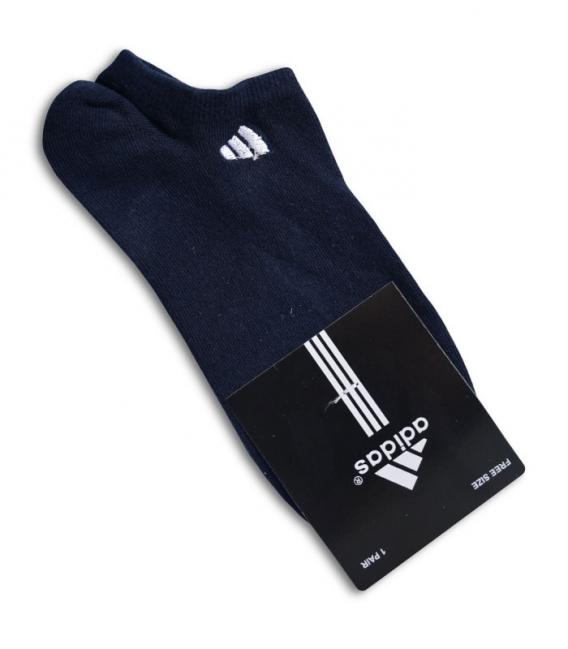 جوراب قوزکی طرح adidas سرمهای