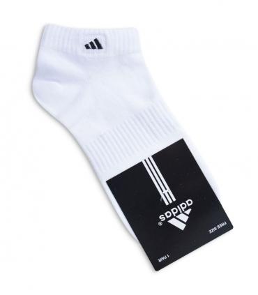 جوراب مچی طرح adidas سفید