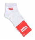 جوراب نیم ساق طرح Levi's سفید
