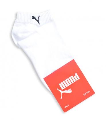 جوراب مچی طرح PUMA سفید