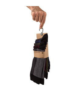 جوراب ساق بلند رنگارنگ LC Waikiki - پنج جفت