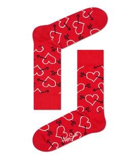 جوراب Happy Socks هپی ساکس طرح ARROW & HEART