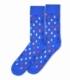 جوراب ساقدار Ekmen طرح کاج آبی