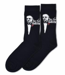 جوراب ساقدار Ekmen اکمن طرح پدر خوانده مشکی