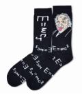 جوراب ساقدار Ekmen اکمن طرح انیشتین زبان دراز مشکی