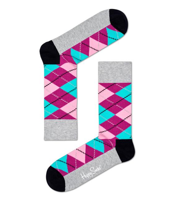 جوراب Happy Socks هپی ساکس طرح Argyle
