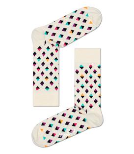 جوراب Happy Socks هپی ساکس طرح MINI DIAMOND