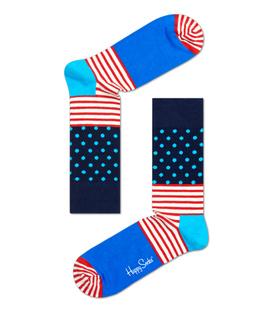 جوراب Happy Socks هپی ساکس طرح STRIPE DOT
