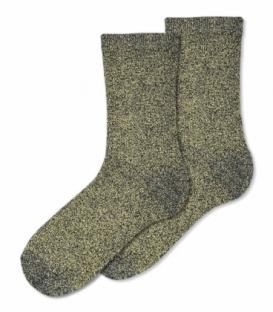 جوراب ساقدار Ekmen اکمن طرح لمه طلایی