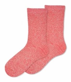 جوراب ساقدار Ekmen اکمن طرح لمه قرمز