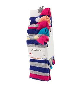 جوراب بچگانه LC Waikiki - پنج جفت