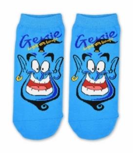 جوراب مچی طرح Genie آبی