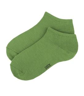 جوراب مچی نخی برند دوک رنگ سبز