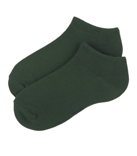 جوراب مچی نخی برند دوک رنگ سبز تیره