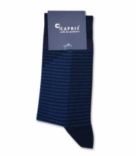 جوراب کلاسیک ساقدار Capris کاپریس کد 07 سرمهای