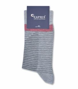 جوراب کلاسیک ساقدار Capris کاپریس کد 07 خاکستری روشن