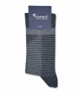 جوراب کلاسیک ساقدار Capris کاپریس کد 07 خاکستری