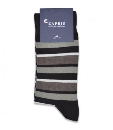 جوراب کلاسیک ساقدار Capris کاپریس کد 16 قهوهای