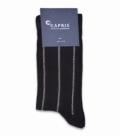جوراب کلاسیک ساقدار Capris کاپریس کد 48 قهوهای