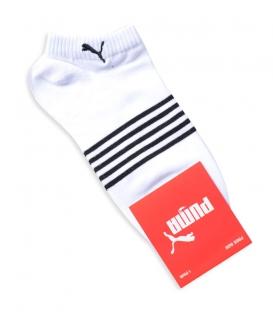 جوراب مچی طرح PUMA پنج خط سفید