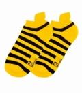 جوراب مچی نانو پاتریس طرح راه راه زنبوری