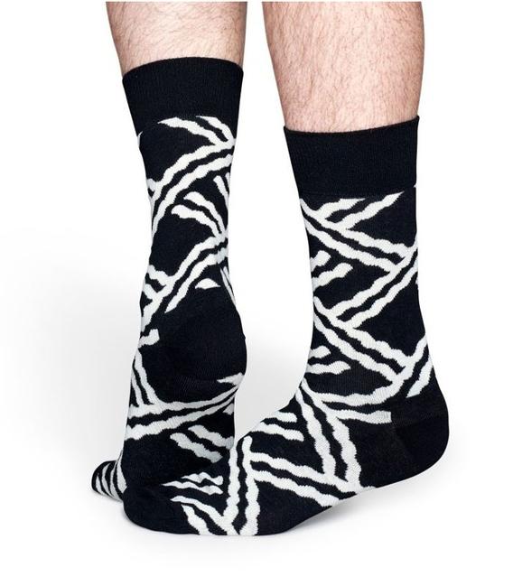 جوراب Happy Socks هپی ساکس طرح Chain