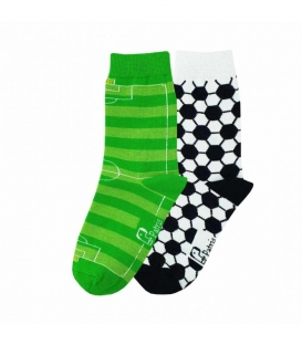 جوراب بچگانه ساقدار نانو پاتریس طرح فوتبال