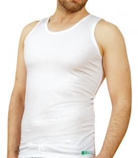 ست زیرپوش آستین حلقه ای و شورت اسلیپ نیکو تن پوش کد 6111 سفید
