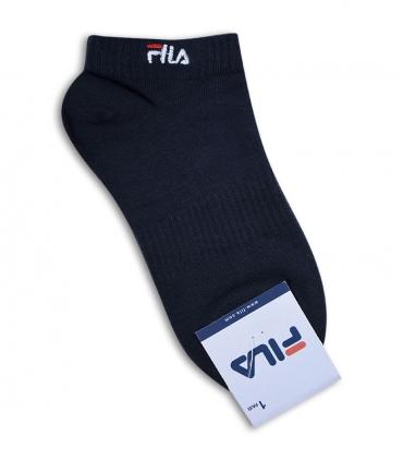 جوراب مچی طرح FILA مشکی