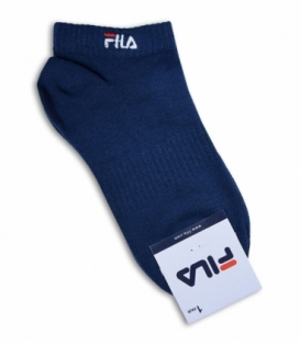 جوراب مچی طرح FILA سرمهای