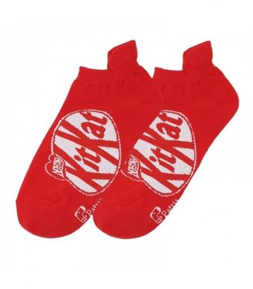 جوراب مچی نانو پاتریس طرح کیت کت قرمز
