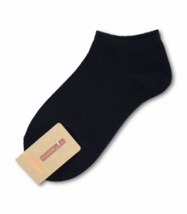 جوراب مچی ساده مشکی
