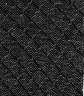 جوراب فانی ساکس ساقدار طرح کلاسیک خاکستری کد 10037