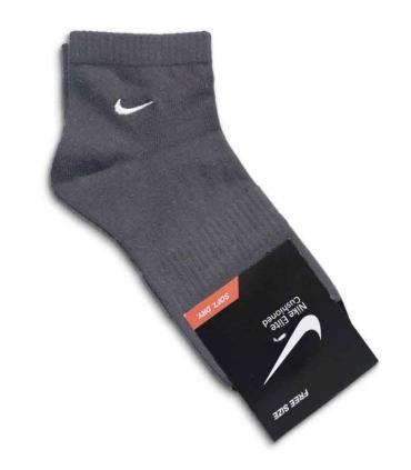 جوراب نیم ساق طرح Nike دودی