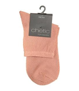 جوراب Chetic چتیک لمهای گلبهی
