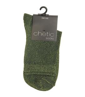 جوراب Chetic لمهای سبز روشن