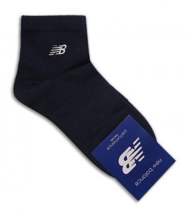 جوراب نیم ساق طرح New Balance سرمهای