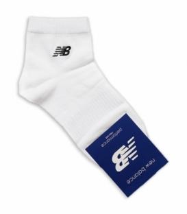 جوراب نیم ساق طرح New Balance سفید