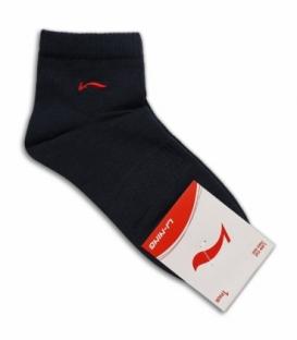 جوراب نیم ساق طرح Li-Ning سرمهای