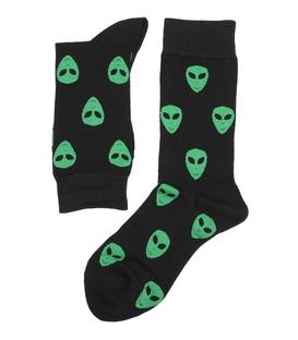 جوراب داینو ساکس طرح آدم فضایی Alien