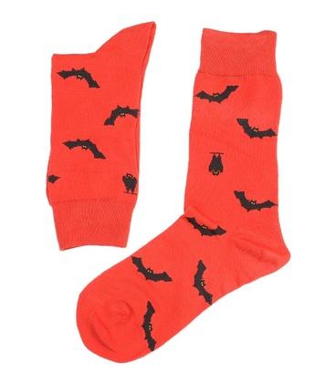 جوراب داینو ساکس طرح خفاش