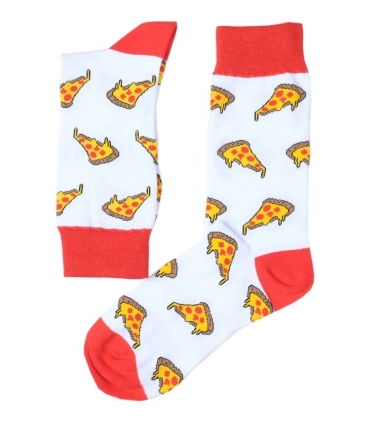 جوراب داینو ساکس طرح پیتزا