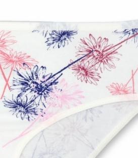شورت اسلیپ نخی Misspel میسپل کد 446 طرح گل مروارید سفید