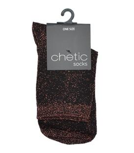 جوراب Chetic چتیک لمهای برنزی ساده