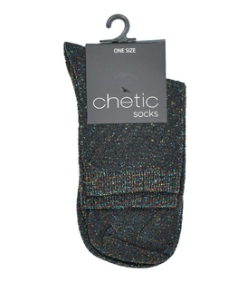 جوراب Chetic لمهای رنگارنگ روشن