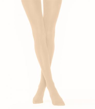 جوراب شلواری Penti پنتی طرح Wetlook سه بعدی ضخیم براق ضخامت 120 کرم روشن Light Nude