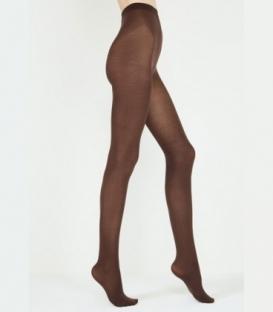 جوراب شلواری نخی Penti پنتی طرح Koton Natural ضخامت 70 قهوهای